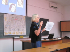 Guest lecturers from Switzerland at the Department of German Language and Literature